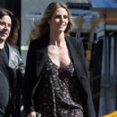 Heidi Klum spotted on the set of 'Ocean's Eight' in Los Angeles, California on March 6, 2017 - 417 x 600