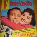 Marlon Brando - Filmelandia Magazine Cover [Brazil] (April 1956)