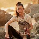 Wen Liu - Elle Magazine Pictorial [China] (March 2016)