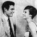 Gardner McKay and Francoise Saint-laurent