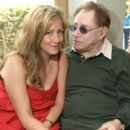 Joely Fisher with father Eddie Fisher