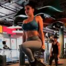 Ariel Winter – Working Out at MackFit Gym in Los Angeles