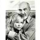 Kate Capshaw, Sean Connery