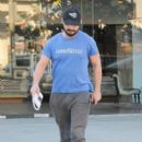 Shia LaBeouf was spotted leaving a studio in West Hollywood, California on January 8, 2016 - 404 x 600