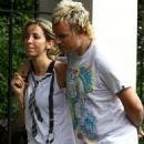 Natalie Appleton and Liam Howlett