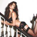 Irina Shayk Heats Up Esquire UK February 2012