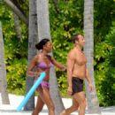 Naomi Campbell - Sweet Bikini On Vacation In The Maldives, 12/27/08