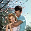 Gary Clarke and Connie Stevens - 405 x 580