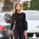 Willow Smith – Out and about in Calabasas