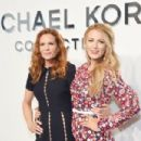 Blake Lively : Michael Kors Collection Fall 2017 runway show at Spring Studio