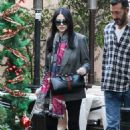 Michelle Trachtenberg – Out for lunch in Beverly Hills