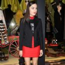 Sasha Grey at Dolce and Gabbana Store Party in Los Angeles - 454 x 681