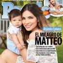 Alejandra Espinoza - People en Espanol Magazine Cover [Mexico] (August 2015)