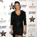 Paula Patton - Friends Without Borders First Annual Los Angeles Gala At The Roosevelt Hotel On December 10, 2009 In Hollywood, California