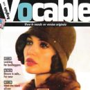 Angelina Jolie - Vocable Anglais Magazine Cover [France] (13 November 2008)