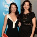 Lucy Liu Meena Premiere In New York