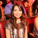 Miranda Cosgrove at the 2012 Teen Choice Awards (July 22)