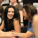 Craig Horner and Bridget Regan - 454 x 411