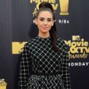 Alison Brie – MTV Movie and TV Awards 2018 in Santa Monica - 454 x 674