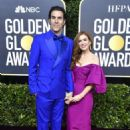 Isla Fisher – 77th Annual Golden Globe Awards in Beverly Hills - 454 x 684