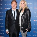 Ryan Kavanaugh and Britta Lazenga - 378 x 594