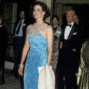 Sigourney Weaver during The 44th Annual Golden Globe Awards (1987)