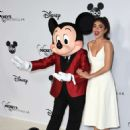 Sarah Hyland – Mickey's 90th Spectacular in Los Angeles