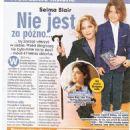 Selma Blair - Swiat Seriali Magazine Pictorial [Poland] (22 July 2019) - 454 x 623