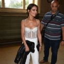 Cheryl Tweedy – Arrives at Georges Hobeika Couture Fashion Show in Paris