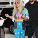 Kesha Sebert – Spotted at Lax Airport In Los Angeles - 454 x 694