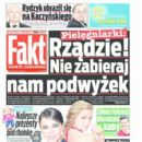 Edyta Herbus - Fakt Magazine Cover [Poland] (15 December 2015)