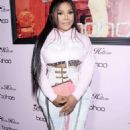 Lil Kim – Paris Hilton x boohoo Official Launch Party in West Hollywood - 454 x 697