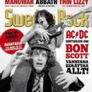 Bon Scott & Angus Young - 454 x 613