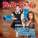 Ana Brenda Contreras, Maite Perroni, Thalía - Tele Guia Magazine Cover [United States] (22 June 2014)