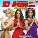 Annie Ilonzeh, Minka Kelly, Charlie's Angels - El Aviso Magazine Cover [United States] (1 October 2011)