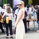 Poppy Delevingne – Wimbledon Tennis Championships 2019 in London - 454 x 704