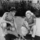 Joan Crawford and Douglas Fairbanks, Jr.