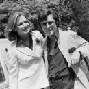Robert Evans and Phyllis George - 452 x 356
