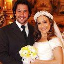 Murilo Benício and Gabriela Duarte