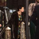 Renee Zellweger – Filmed late night scenes for 'Judy' in London - 454 x 681