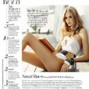 Julia Stegner - Harper's Bazaar Beauty Magazine Pictorial [United Kingdom] (August 2011)