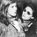 Patty with Anne Bancroft