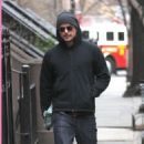 Josh out and about