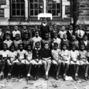 Photographic proof that Wilt Chamberlain was already a giant in 4th grade - 454 x 323