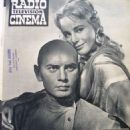 Yul Brynner - Radio Cinéma Télévision Magazine Cover [France] (8 June 1958)