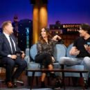 Jennifer Love Hewitt – 'The Late Late Show with James Corden' in NY - 454 x 303