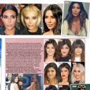 Kendall Jenner with Kim Kardashian and Kylie Jenner – Who Magazine (March 2021)