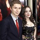 Kat Dennings and Michael Cera