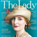 Laura Carmichael - The Lady Magazine Cover [United Kingdom] (28 November 2014)