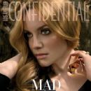 Christina Hendricks - Los Angeles Confidential Magazine Cover [United States] (May 2015)